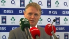 Joe Schmidt looks ahead to Paris while Paul O'Connell says O'Driscoll continues to amaze.