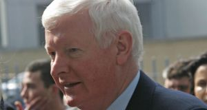Political strategist Frank Flannery who has resigned from his roles with Rehab and Fine Gael with immediate effect.
