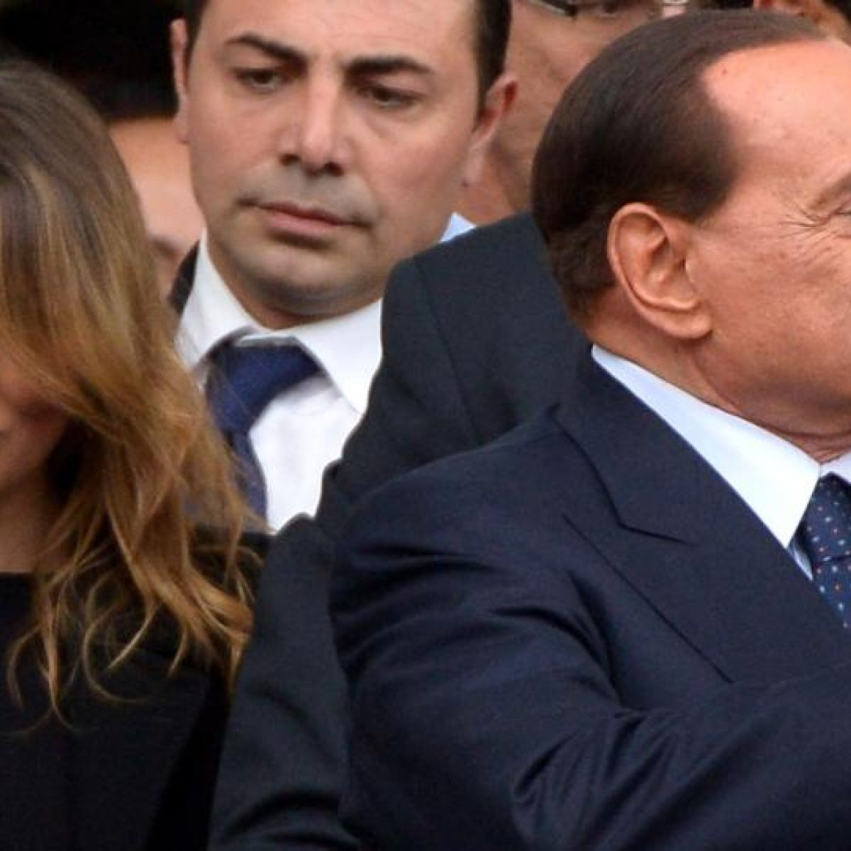 Silvio Berlusconi wants to marry a girl who is almost 50 years younger than him 25.09.2013 30