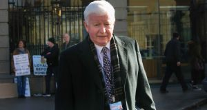 Frank Flannery has found himself at the centre of a major political storm