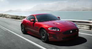 Jaguar XK: undermined by F-Type convertible and coupe
