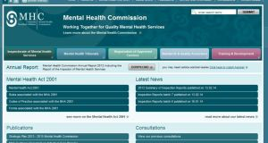 The Mental Health Commission website.
