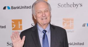 Funny business: actor Alan Alda, whose work with scientists in the US inspired Straight Talking Science in  UCD. Photograph:   Stephen Lovekin/Getty Images