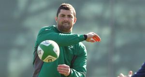 "Rob Kearney: ""You need to be on top of your game, not just for 40 minutes but for a full 80."" Photograph: Billy Stickland/Inpho"