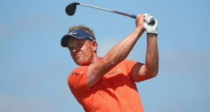 Luke Donald has an excellent record at teh Copperhead Course in Doral, Florida. Photograph:  Mike Ehrmann/Getty Images