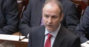 "Micheál Martin:  ""It goes to the heart of how a system and a Government treats whistleblowers. The Minister is very culpable with regard to the remarks he made on the floor of this House."""