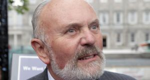 "David Norris: said it was clear that Alan Shatter and Martin Callinan should resign ""for the moral welfare and decency of political standards in this country""."