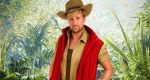 Kian Egan on the UK television show I'm A Celebrity Get Me Out Of Here
