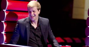 Kian Egan on  The Voice