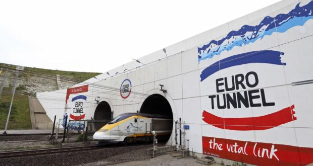 Eurotunnel Sees Light At Last After Two Dark Decades