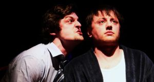 David Fennelly and John Doran in Fishes. Photograph: Jennifer Barrett.