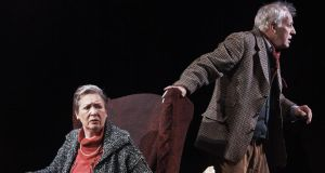Deirdre Donnelly and Stephen Brennan in Conservatory by Michael West