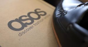 ASOS shares have more than doubled in the last year, helped by the fact that there are few listed online retailers for investors looking for exposure to booming e-commerce. Photograph: Chris Ratcliffe/Bloomberg