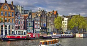 "An Amsterdam city hall spokeswoman  told The Irish Times the letters ""prompted quite a few calls from Irish people."