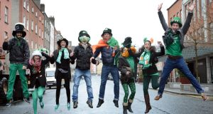 The St Patrick's  Day parade may be a blast but there are alternative ways to enjoy the day. Photograph: Brenda Fitzsimons