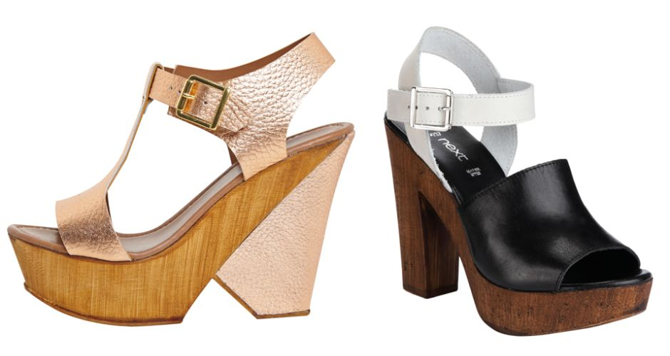 What we like: Spring shoes
