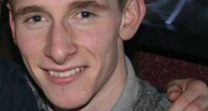 Mark Casey, who went missing in Limerick on March 7th. Photograph: Ciara Wilkinson