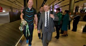 Captain Paul O'Connell believes coach Joe Schmidt has brought clarity to Ireland's play. Photograph: Dan Sheridan/Inpho