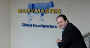 Innovation:  Dairymaster