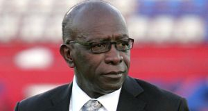 Former Fifa executive committee member Jack Warner. Photograph: Fernando Nunez/Getty Images