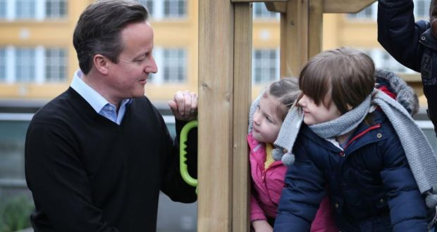 On Eve Of British Pm Camerons Visit >> Uk Announces Childcare Tax Break Worth 2 300 Per Child