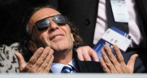 Leeds United fans are braced for a prolonged period of uncertainty over the club's future after an Italian court found prospective owner Massimo Cellino guilty of tax evasion. Photographed: Daniel Hambury/PA Wire