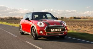 The new Mini has an impressive diesel engine and much improved refinement
