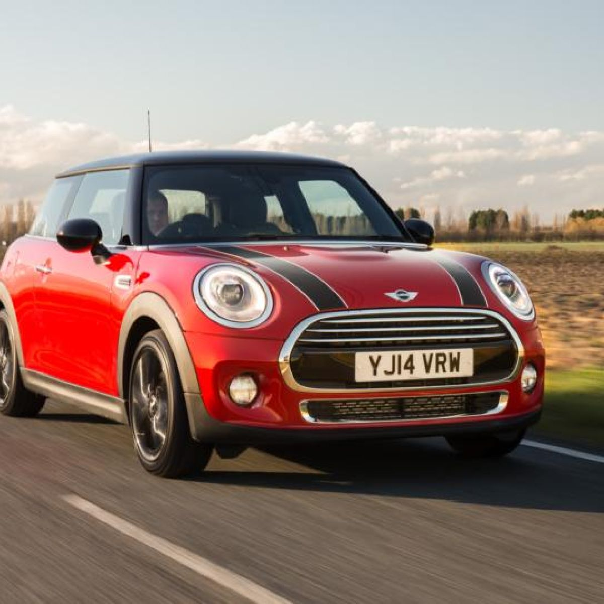 The New Mini Cooper D Could It Be Magic