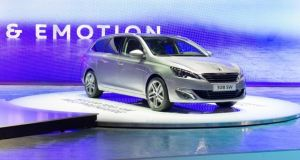 Peugeot is taking on 600 new staff at its Paris plant  to keep up with demand for the new 308