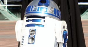 R2-D2 from the Star Wars series of films. Photograph: Getty Images