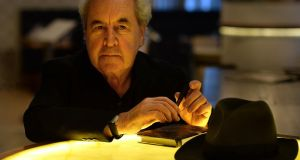 John Banville: 'I hate the summer.' Photograph: Cyril Byrne