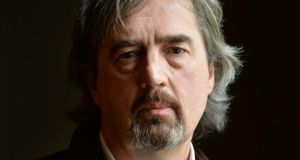 Sebastian Barry.  Photograph: Alan Betson