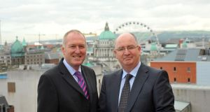 Police Ombudsman Dr Michael Maguire (right) has appointed two senior officers to investigate the incident