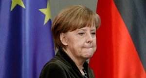 "German chancellor Angela Merkel said the euro zone could ""do better"" than 1.2 per cent growth. Photograph: Tobias Schwarz/Reuters"