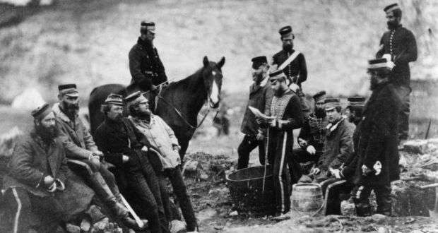 Image result for irish in the crimean war