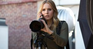 Back by popular demand: Kristen Bell as Veronica Mars