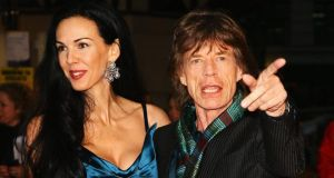 'L'Wren Scott  had broken into the tough celebrity-styling world long before she met Mick Jagger and embarked on a 13-year partnership with him that only ended with her death. In fact, their relationship lasted six years longer than his marriage to Bianca Jagger.'  Photograph:  Gareth Cattermole/Getty Images