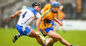 Clare's Shane O'Donnell showed that he's no one (hat)trick pony against Waterford.