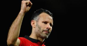 Ryan Giggs: The poser now is when will Moyes next include Giggs in the lineup.