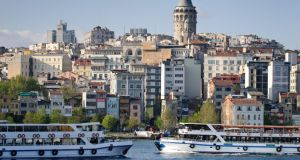 Istanbul in April, with a beach holiday add-on