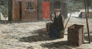 'The Sisters' by Jack B Yeats, €50,000-€70,000, at de Veres