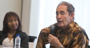 Freedom fighter: Albie Sachs was appointed by Nelson Mandela to South Africa's fledgling constitutional court and became the primary architect of the 1996 post-apartheid constitution