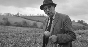 Patrick Kavanagh: With The Great Hunger (1942) the reality of rural life appeared for the first time in Anglo-Irish poetry Photograph: The Wiltshire Collection, National Library of Ireland