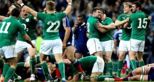 'Last weekend, the nation was alive with happy commentary on Ireland's victory in the Six Nations tournament. Had you listened more closely, however, you would have detected a thin, but vigorous, stream of proud stupidity.' Photograph: Billy Stickland