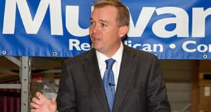 Republican congressman Mick Mulvaney