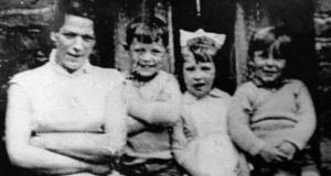 Ivor Bell (77) was refused bail when he appeared before a district judge in Belfast accused of aiding and abetting the murder of Belfast mother-of-10 Jean McConville. Photograph: PA