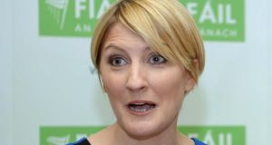 "'Out of Fianna Fáil's 14 Senators, ""up to one-third"" are women. Well, two: Averil Power (above) and Mary White.' Photograph: Eric Luke"
