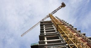 Construction to grow by 30% in next four years