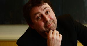 Sean Hughes: 'In London, once we took off the balaclavas there was a certain hipness to being a Celt.' Photograph: Alan Betson