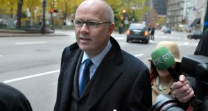David Drumm: The court was told the financial regulator was in contact 'every other day' about Quinn family holding in Anglo.